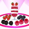 Making Berry Parfaits