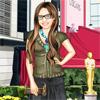 Miley Cyrus At Oscars