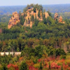 Mill Bluff State Park Jigsaw