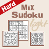 Mix Sudoku Light Vol 2
