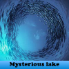 Mysterious lake