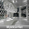 Mystical flat. Find objects