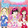 Nancy vestidos de cuento