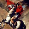 Napoleon Crossing the Alps Slider