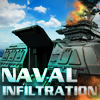 Naval Infiltration (Alien Shooter)
