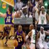 NBA Finals 2009-10, Game 3, Lakers 91 – Celtics 84 Puzzle