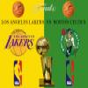 NBA Finals 2009-10, Los Angeles Lakers vs Boston Celtics Puzzle