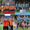 Netherlands – Uruguay, semi-finals, South Africa 2010 Puzzle