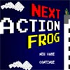 Next Action Frog