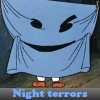 Night terrors. Find objects