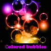 Сolored bubbles