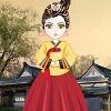 Oriental Girl Dress Up