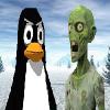 Penguins Versus Zombies