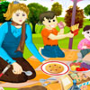 Picnic Hidden Alphabet Game
