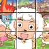 Pleasant Goat Puzzle Carnival
