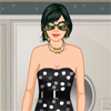 Polka Dots Girl Dress Up