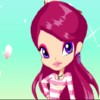 Pretty Cherry Girl