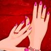 Pretty Nails Girl Game