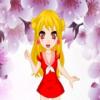 Pretty Sakura Girl