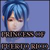 Princess of Peuto rica