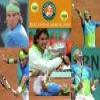 Rafael Nadal Roland Garros Champion 2010 Puzzle