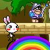 Rainbow Rabbit Invincible