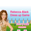 Rebecca Black Dress Up