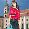 Romania Girl Dress Up