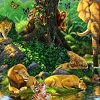 Safari Animals Hidden Objects