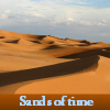 Sands of time find numbers