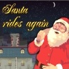 Santa rides again