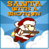 Santa w/ a Shotgun