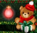 Santa's helper: Garland