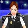 Sara the cop dressup