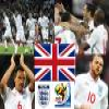 Selection of England, Group C, South Africa 2010 Puzzle