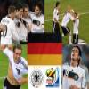Selection of Germany, Group D, South Africa 2010 Puzzle