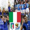 Selection of Italy, Group F, South Africa 2010 Puzzle