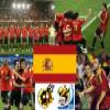Selection of Spain, Group H, South Africa 2010 Puzzle