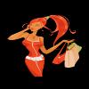shopping girl2