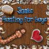 Snake - Hunting for bugs