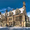 Snowy House Jigsaw Puzzle