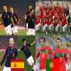 Spain – Portugal, Eighth finals, South Africa 2010 Puzzle