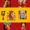 Spain Fans Puzzle