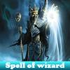 Spell of wizard
