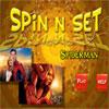Spiderman Spin n Set