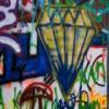 Spray Paint Hidden Images