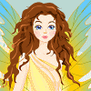 Spring Fairy DressUp
