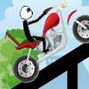 Stickman Jim Bike