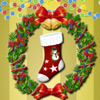 Stocking and Wreath