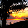 Sunset in Hawaii Jigsaw Puzzle